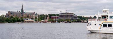 Stockholm, eine Hauptstadt am Wasser