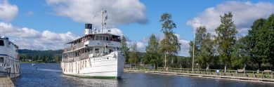 Die Kanalschiffe