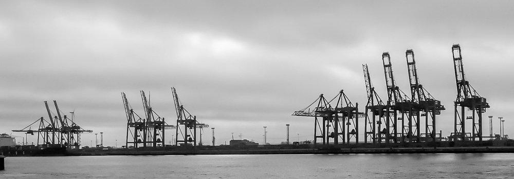 Hamburg: Mit dem Rad durch den Hafen