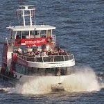 Hamburg: Hafenrundfahrt mit Tagesticket des HVV