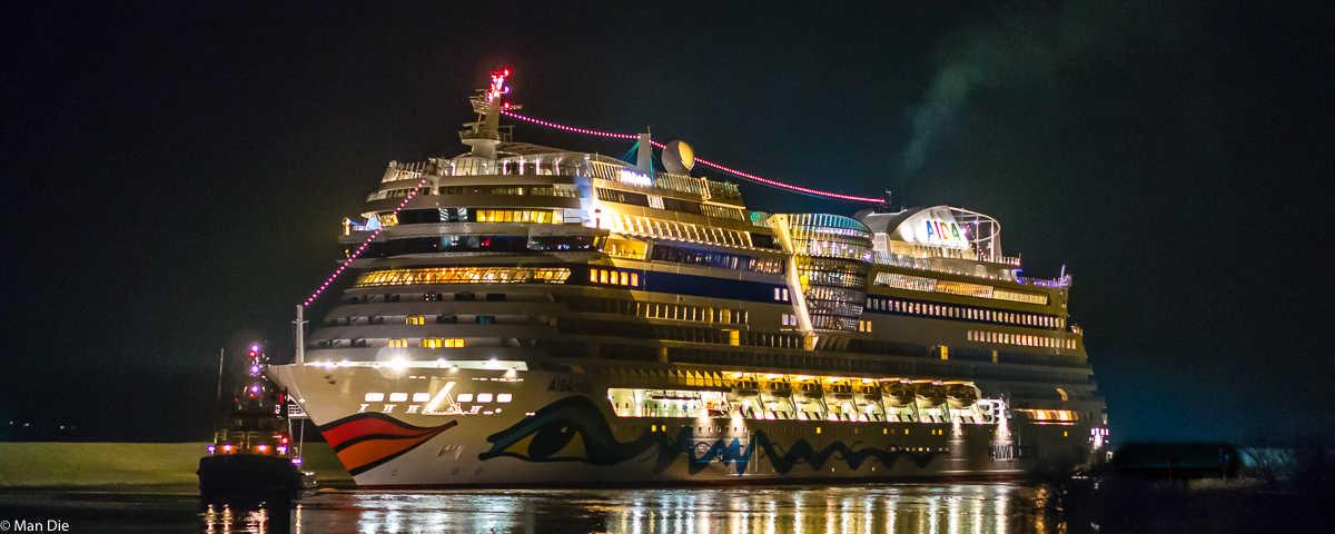 Kurzreise nach Papenburg und Bremerhaven, Schiffe schauen