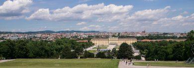 Ein Kurzurlaub entlang der Donau nach Österreich