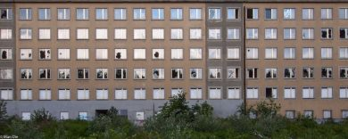Insel Rügen: Prora, ein Wahnsinn