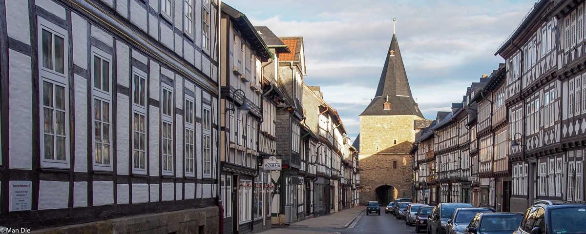 Ein Spaziergang durch Goslar am Harz