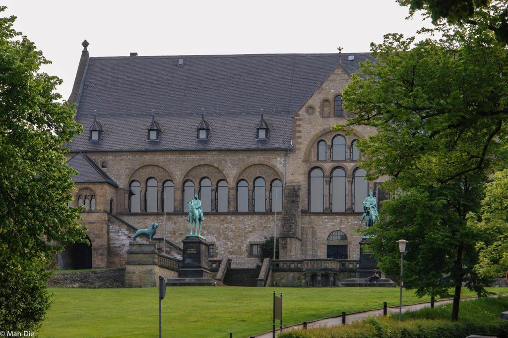 Die Kaiserpfalz Goslar