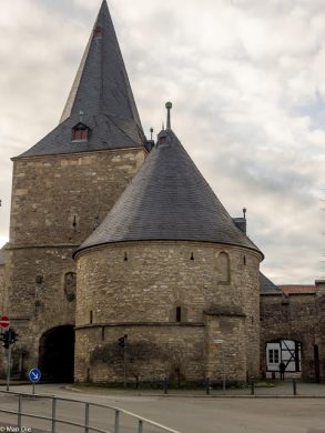 Goslar, das Breite Tor