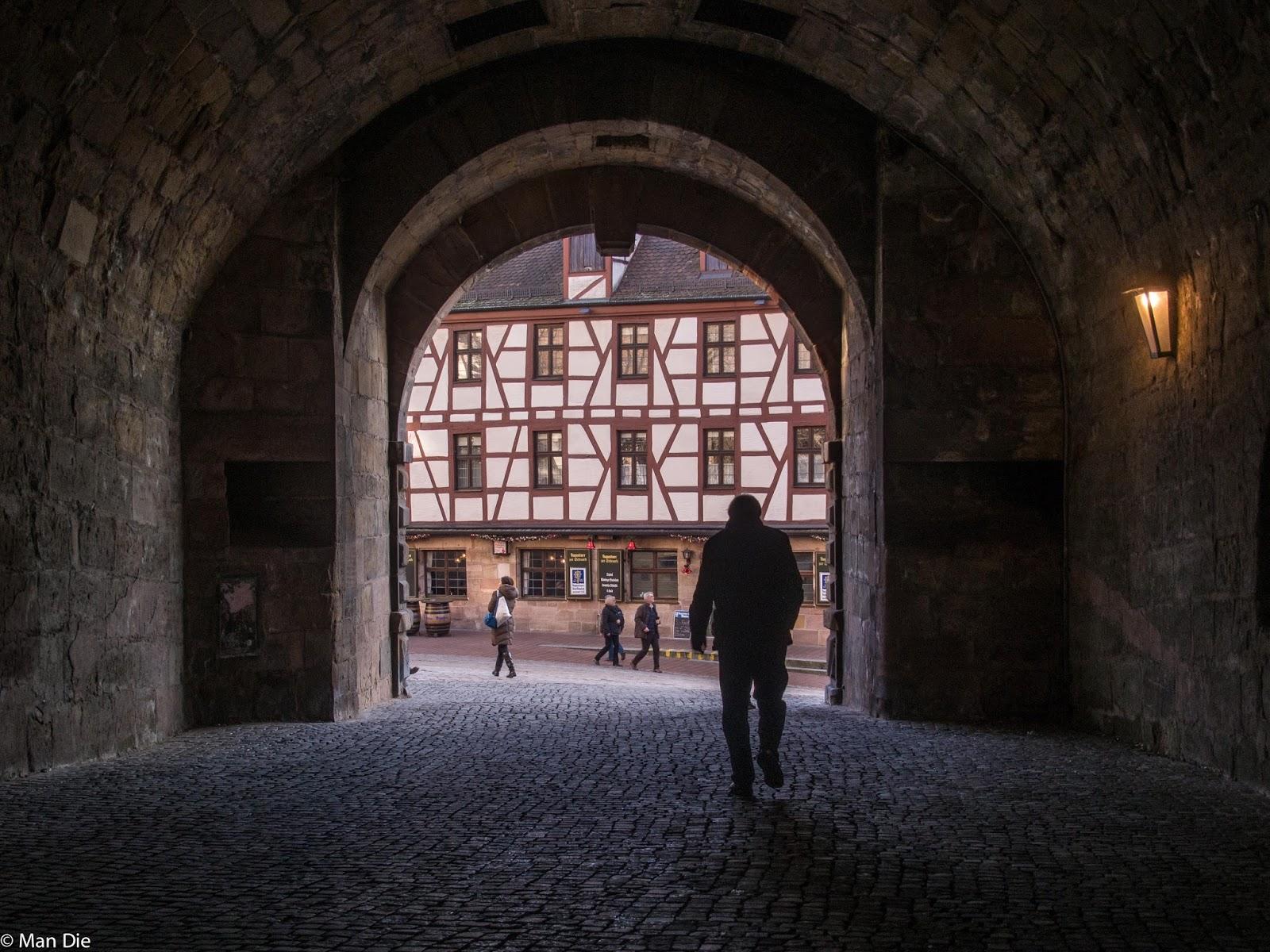 Tiergärtnertor in Nürnberg