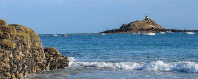 Eine Reise mit dem Wohnmobil in die Bretagne, Teil 1