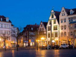 Eine Kurzreise mit dem Wohnmobil nach Erfurt und Weimar
