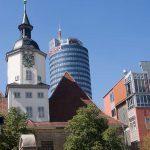 Jena, Parkplatz am Gries