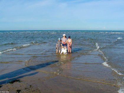 Skagen: Hier ist ja nur Wasser