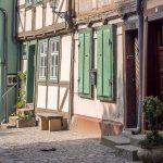 Quedlinburg, Weltkulturerbe am Harz mit viel Fachwerk