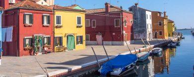 Murano und Burano, nicht nur Venedig ist eine Reise wert