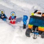 Schnee auf dem Wohnmobildach – eine große Gefahr!