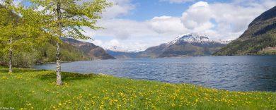 Norwegen mit dem Wohnmobil - Von Franken bis Flam