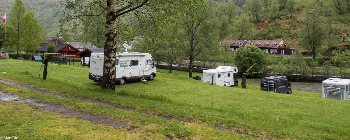 Übernachtungsplätze in Norwegen, unsere Erfahrungen