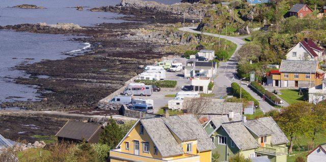 Runde Norwegen, LandschaftRunde Norwegen, Landschaft