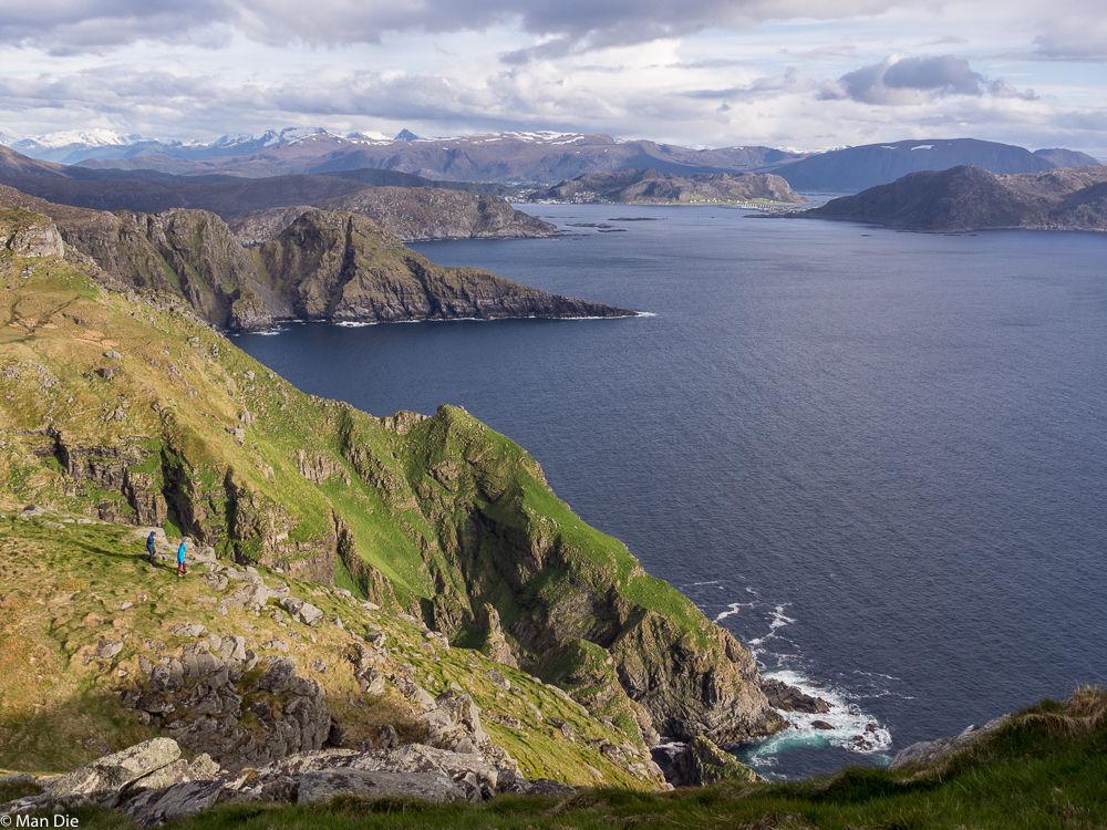 Die Vogelinsel Runde In Norwegen Der Womoknipser