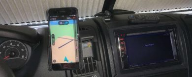 Das Smartphone im Wohnmobil: Landkarten und Navigation