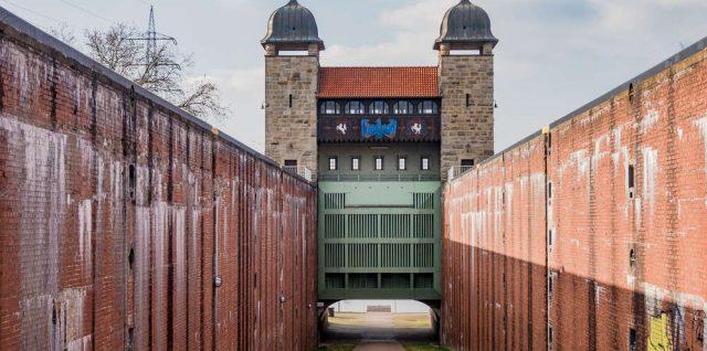 Henrichenburg alte Schachtschleuse