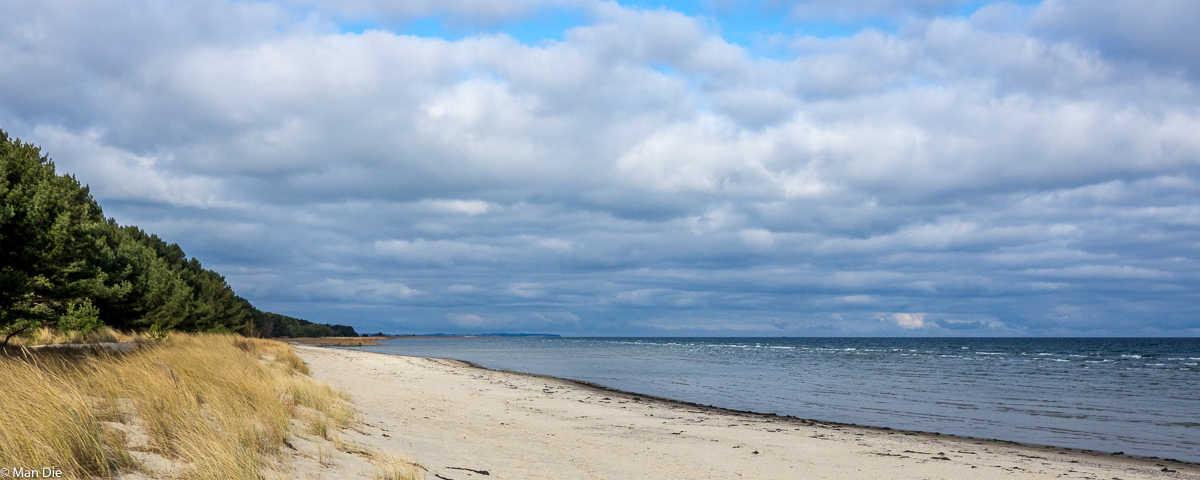Im Winter mit dem Wohnmobil an die Ostsee