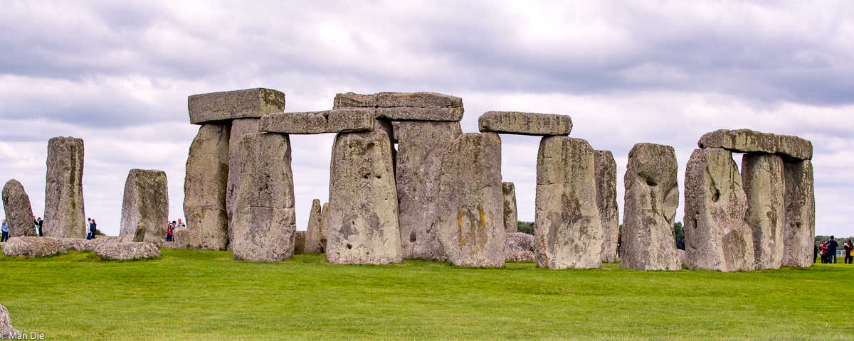 Stonehenge - kein Geheimtipp, aber dennoch ein lohnendes Ziel