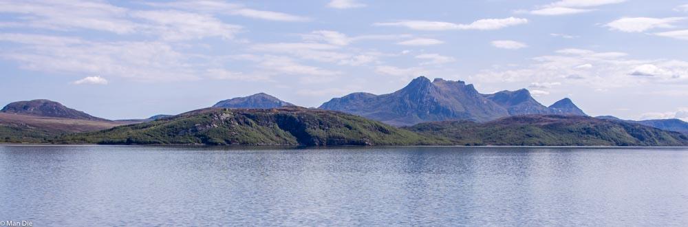 Schottland, ganz viel Landschaft
