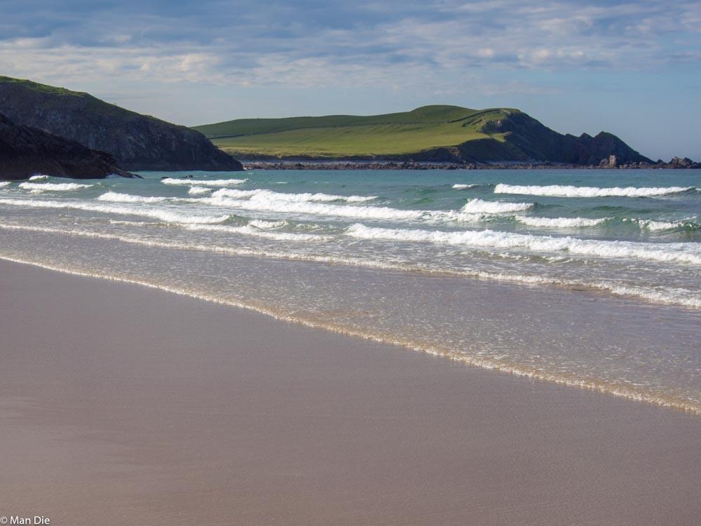 Strand bei Durness Schottland