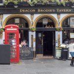 Edinburgh Caravan Club Site, ein guter Ausgangspunkt für Stadtbesuche