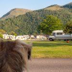 Invercoe Camping in Glencoe – ein Platz am Fjord