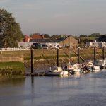 Gravelines, ein Stellplatz bei Calais