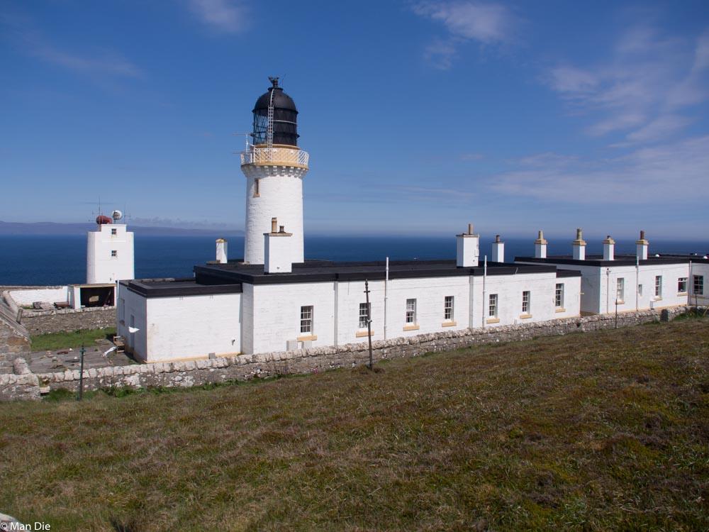 Dunnet Head, Schottlands nördlichster Punkt
