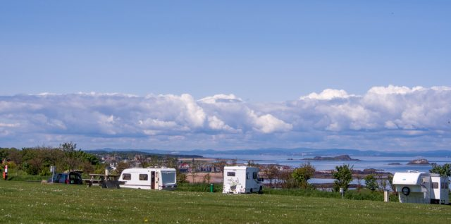 Campingplatz North Berwick