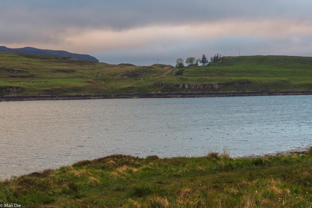 Landschaft auf Skye Schottland