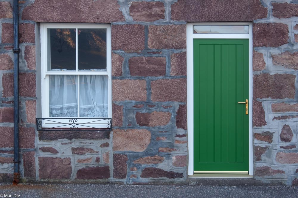 Ullapool Highands Schottland