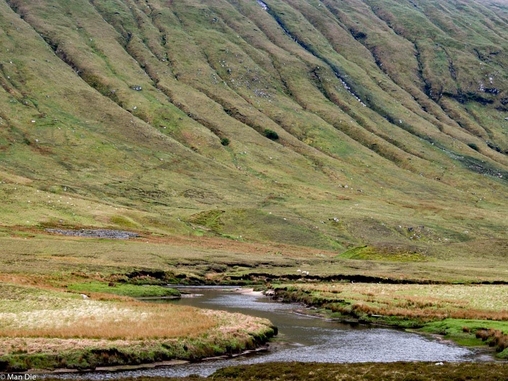 Fahrt durch die Highlands Schottland
