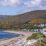 Highlands, Ullapool – Campingplatz am Fjord
