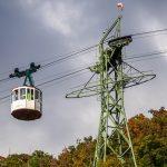 Bad Harzburg, Baumwipfelpfad und Seilbahn im Harz
