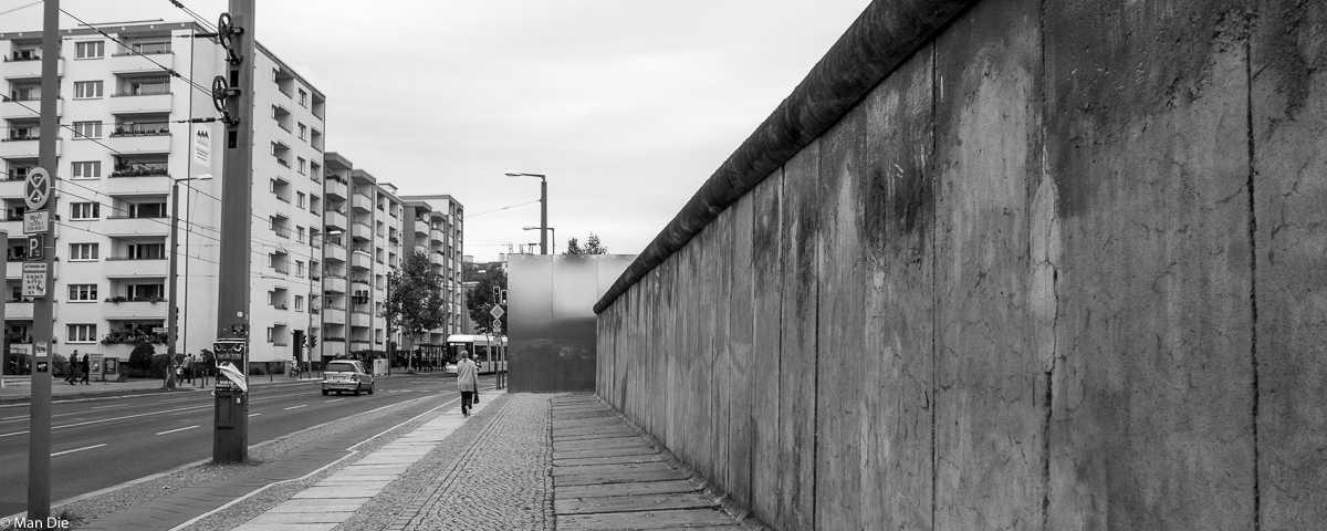 Ein Blick zurück: Die Gedenkstätte Berliner Mauer