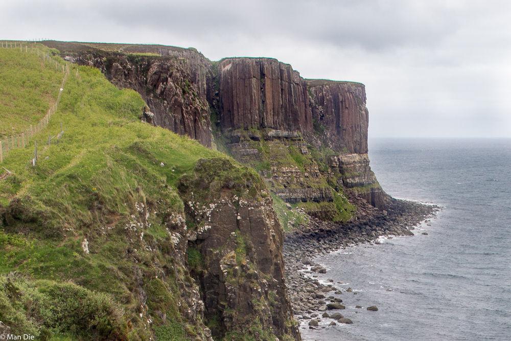 Skye Kilt Rock