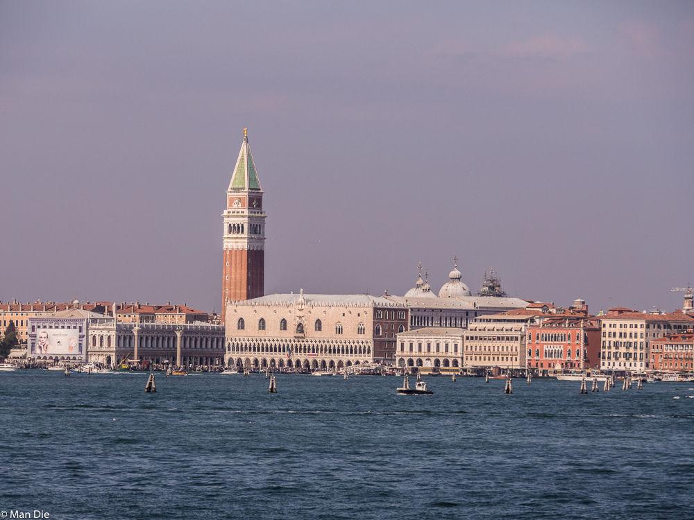 Venedig - Campingplatz Miramare in Punta Sabbioni, ein Übernachtungstipp
