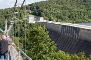 Titan-Rt, die Hängebrücke im Harz