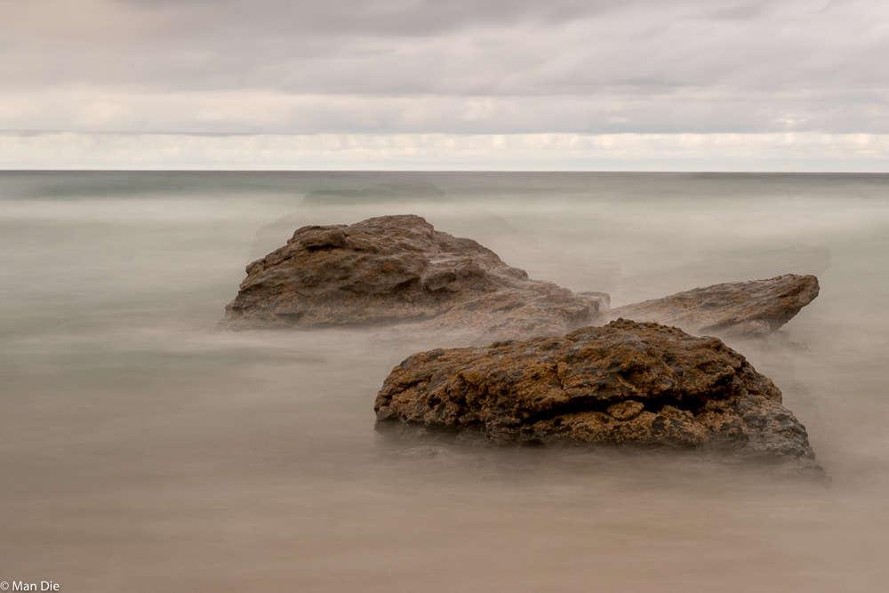 An der Küste bei Barreiro