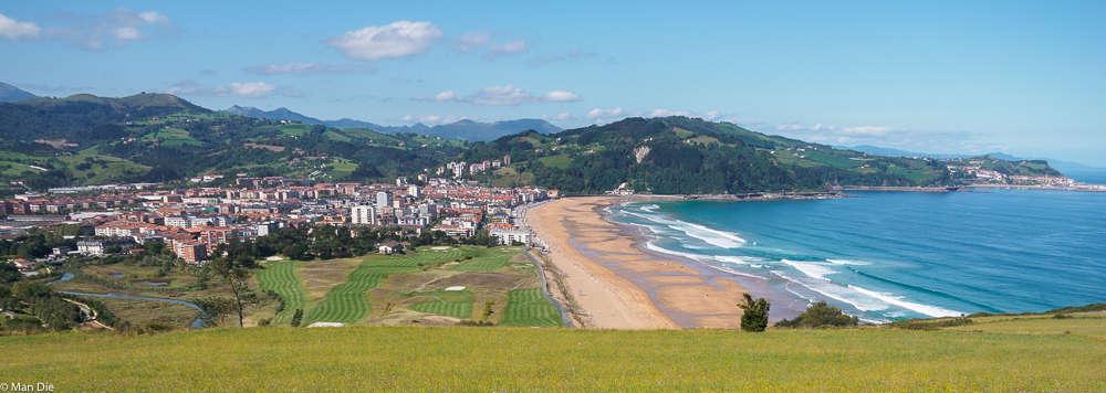 baskenland, zarautz - gran camping - der womoknipser