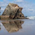 Praia das Catedrais, ein spanischer Strand mit Zugangsbeschränkung