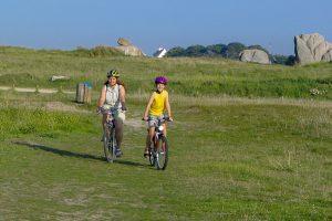 Radfahren in der Bretagne