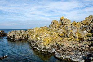Felsenküste auf Bornholm
