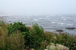 Wetterkapriolen auf Bornholm