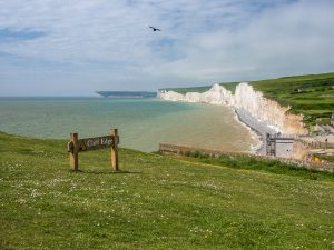 Seven Sisters bei Eastbourne