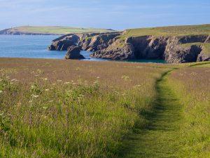 Küstenabschnitt bei St. Ives